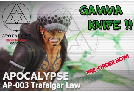 AP-003 - Trafalgar Law by Apocalypse