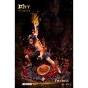 Portgas D. Ace  by BBT Studio