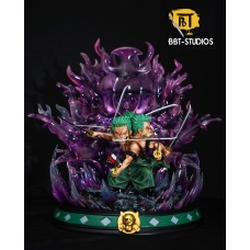 Roronoa Zoro Nine-Sword Style Asura (SD) by BBT Studio