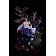 Sasuke & Itachi by CW x SURGE studio