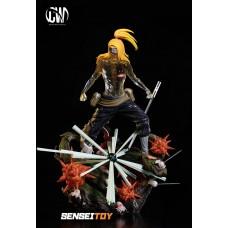 Deidara Battle Damaged By CW STUDIO