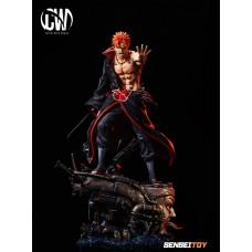 Pain Battle Damaged By CW STUDIO