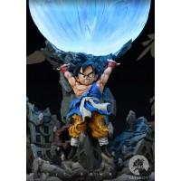 DBGT - Goku Spirit Bomb by FATTBOY x DAYU STUDIO