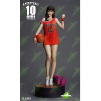 Slam Dunk - Haruko Akagi by Green Leaf Studio