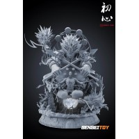 God Enel & 200M Volt Amaru Diorama by Hobbyist Studio