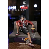 Luffy Street-wear by IZ studio