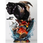 Luffy Gear 3 by JC-studio