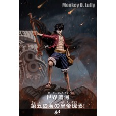 MH Allstar 001- Monkey D. Luffy