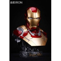PJRION STUDIO - Iron Man MK42 Bust 1/2 Scale