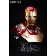 PJRION STUDIO - Iron Man MK42 Bust 1/2 Scale