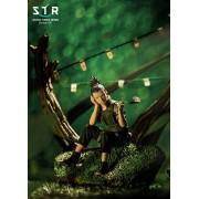 Nara Shikamaru by STR