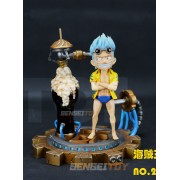 No.2  Franky 1/8 POP scale ( Childhood Series ) by TC-STUDIO
