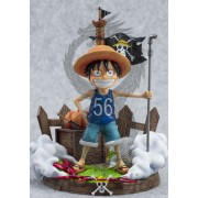 Luffy Childhood Series by TC-STUDIO