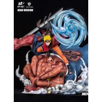Naruto Sage Mode & Gamabunta ( HIGH version ) by UP Art x MINI studio