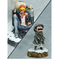 AKing - Corazon and Law Childhood  ( set of 2 )