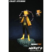 Naruto Six Paths Sage Mode by Crazy studio