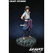 Sasuke Rinnegan Mode by Crazy studio