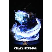 Crazy - Dragon Twister Base Accessories for BWFC Zoro