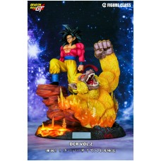 Goku SSJ4 & Golden Great Ape by Figure Class