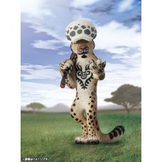 Trafalgar Law as Snow Leopard ver. Amazon