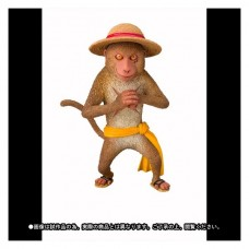 Monkey D. Luffy as Monkey