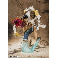 Monkey D Luffy Battle ver. Red Hook