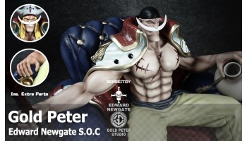 Edward Newgate S.O.C by Gold Peter Studio
