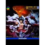 JacksDo - Luffy Gear 4 Snakeman