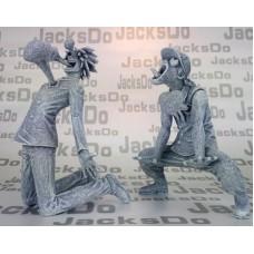 JacksDo Sanji and Marine