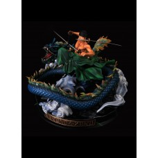 Roronoa Zoro 1/8 w/ Dragon Statue by Last Sleep