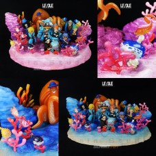 LeaGue - Undersea 20th Anniversary Diorama