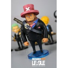LeaGue - Tony Chopper Strong World (WCF)
