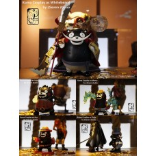 LSeven - Kumamon cos. Whitebeard Pirate