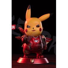 Pikachu as Ironman MK85 by NEWBRA studio