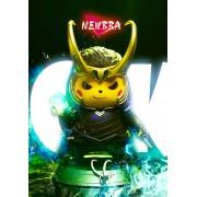 Pikachu as Loki by NEWBRA studio