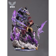 SxG - Eustass Kid Resin Diorama