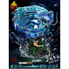 Roronoa Zoro Black Rope Dragon Twister by TOP-STUDIO