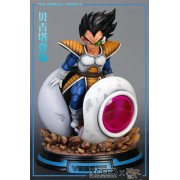 Vegeta's First Arrival on Earth by XCEED x MRC