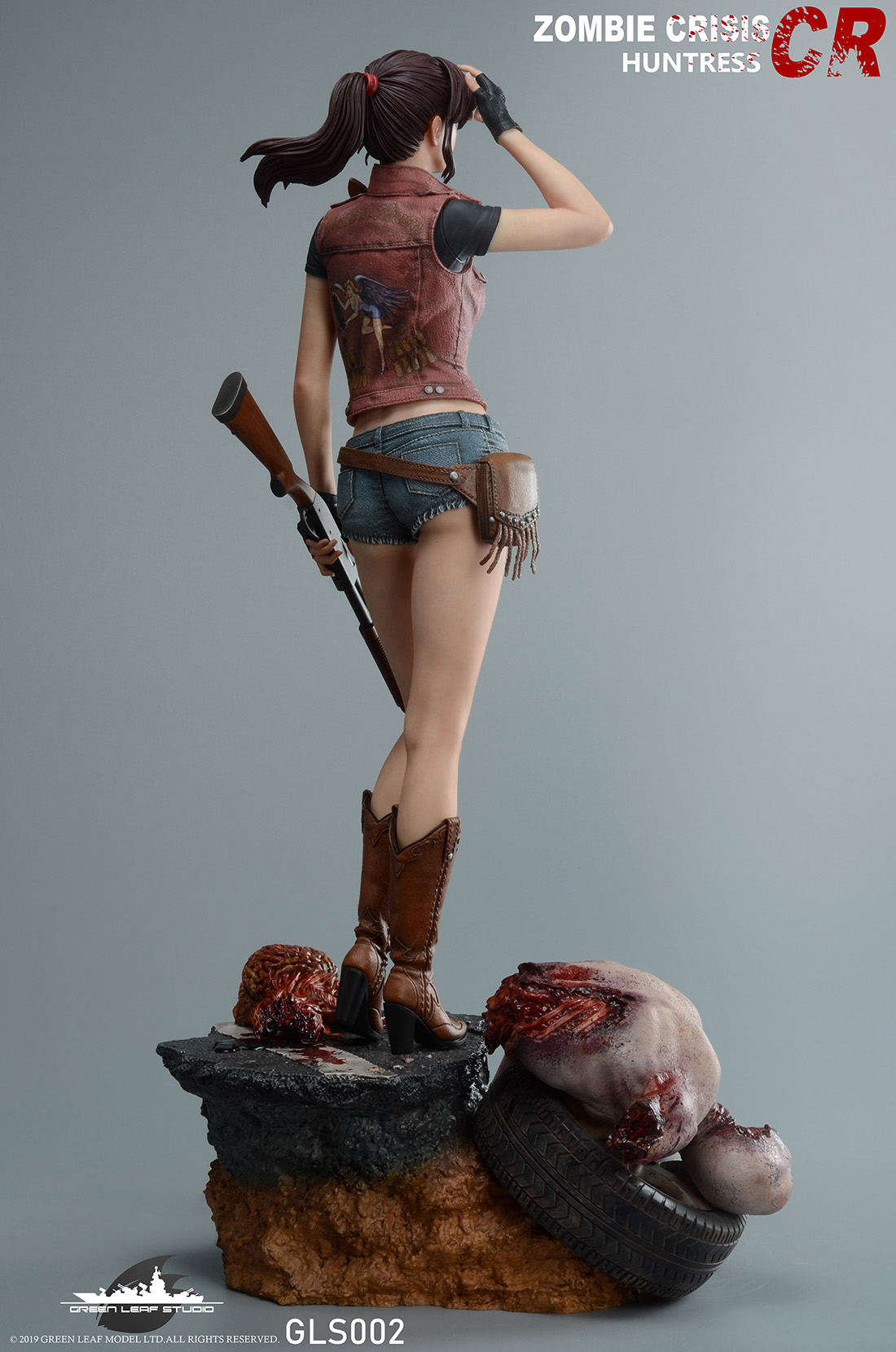 Claire Redfield by Green Leaf Studio