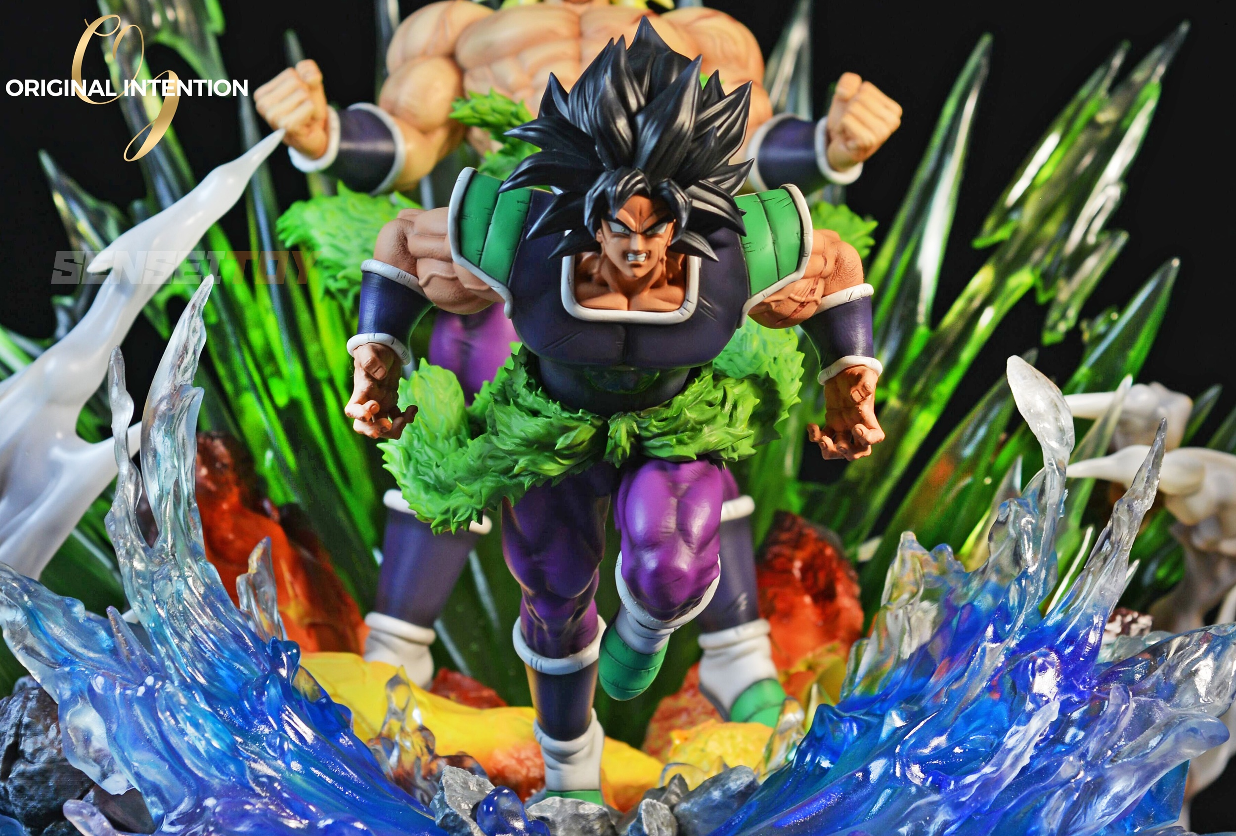 Dragonball Super Broly By Oi Studio