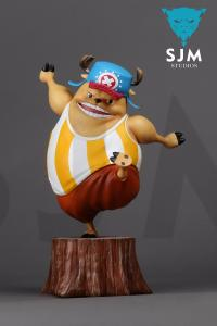 Chopper Kung Fu Point by SJM