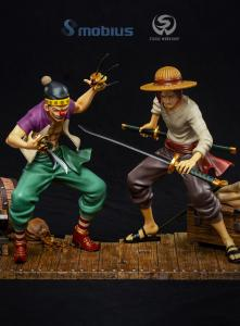 Rookie Shanks & Buggy by Mobius