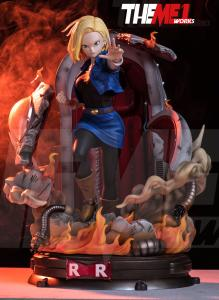 Android 18 by THEME WORKS 1