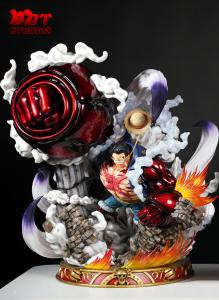 Luffy Gear 4 Resin Statue by BBT