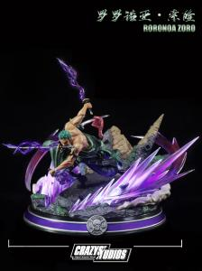 Crazy -  Accessories Diorama/Base for POP MAXIMUM Zoro