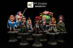Shanks Red Hair Pirates (SD) by PTS