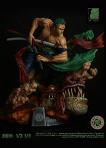 Roronoa Zoro & Dragon by Last Sleep